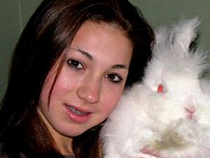 The Angora Rabbit